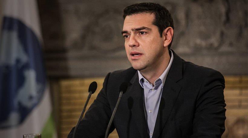 Ο Τσίπρας στους κοινοβουλευτικούς συντάκτες: Δεν έχουμε χόμπι τις εκλογές