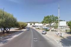 Κυκλοφοριακή αναστάτωση στον δρόμο προς Αγριά λόγω σύνδεσης του δικτύου αποχέτευσης με τον Βιολογικό