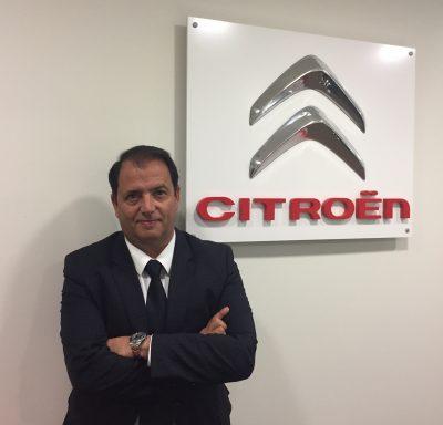 Νέος COO Citroen & DS Automobiles