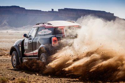 Επτά Mini John Cooper Works Rally στη μεγάλη μάχη του Dakar 2017