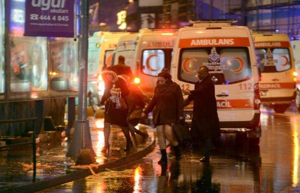 Ανθρωποκυνηγητό για τη σύλληψη του δράστη στην Κωνσταντινούπολη
