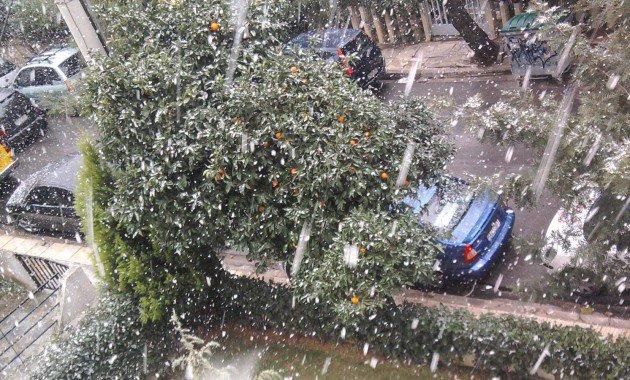 Αίθριος καιρός με… χιόνια! Ποιες περιοχές θα ντυθούν στα λευκά και σε ποιες θα επικρατήσει καλοκαιρία;