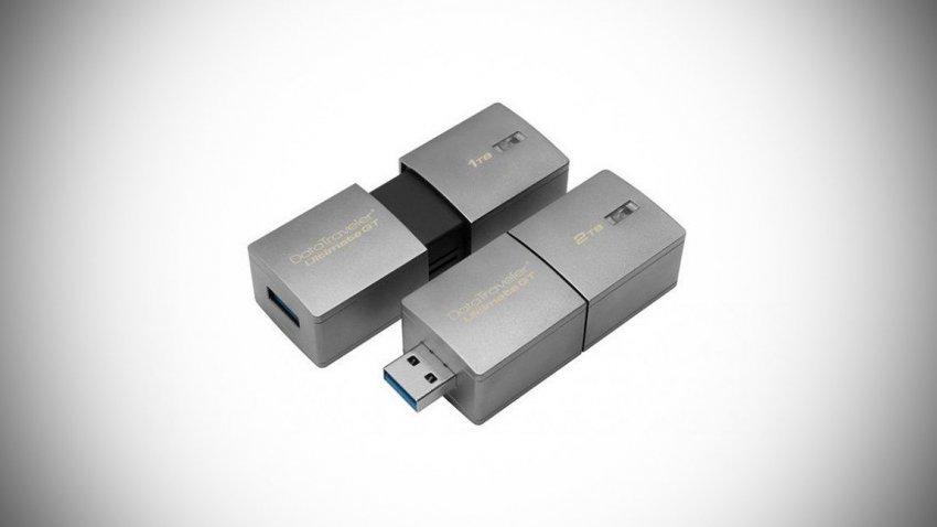 Το Kingston DataTraveler Ultimate GT είναι το πρώτο USB στα 2TB