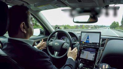 Η εμπειρία του Carlos Ghosn ,προέδρου Nissan , «οδηγώντας» ενα αυτόνομο ΙΧ