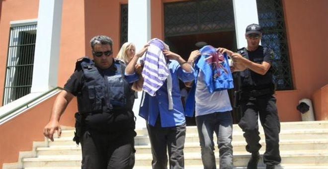 Ξεκινά η πρώτη από τις τρεις δίκες των οκτώ Τούρκων αξιωματικών