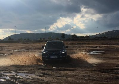 Πρώτη δοκιμή του Honda CR-V Auto με 9άρι κιβώτιο