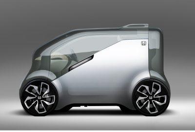 """Η Honda παρουσίασε το πρωτότυπο NeuV στην """"Cooperative Mobility Ecosystem"""""""