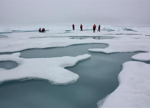 Νέο αρνητικό παγκόσμιο ρεκόρ για την έκταση των θαλάσσιων πάγων