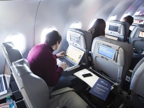 Αεροπορική εταιρία παρέχει δωρεάν Wi-Fi σε όλους