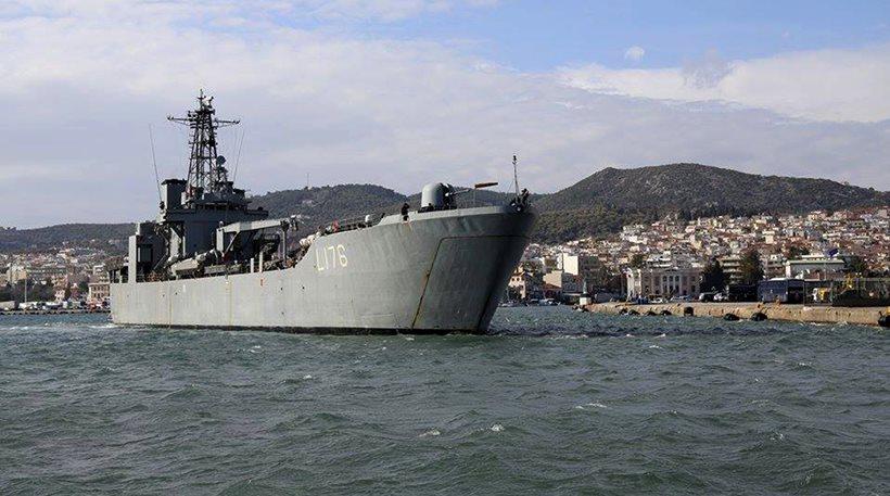 Πρόσφυγες και μετανάστες από την Μόρια θα φιλοξενηθούν στο αρματαγωγό πλοίο «Λέσβος»