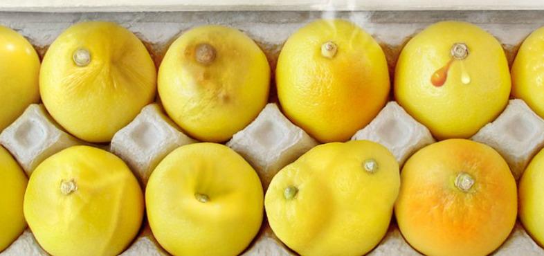 Η φωτογραφία με τα λεμόνια που μπορεί να σώσει χιλιάδες ζωές γυναικών (εικόνες & βίντεο)