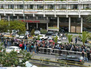 Κόλαση στη Λεωφόρο Συγγρού! Έχουν κλείσει τον δρόμο και ζητούν να….!