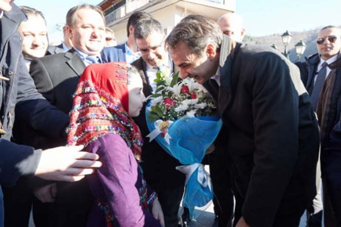ΝΔ για τους υπουργούς στην Ψέριμο: Θα στείλουμε τις περιοδείες Μητσοτάκη