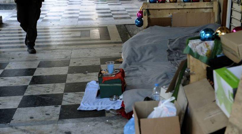 Μέχρι την Παρασκευή ανοιχτοί για «φιλοξενία» αστέγων τρεις σταθμοί του Μετρό