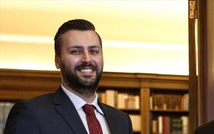 Ο Γιάννης Καλλιάνος αναλαμβάνει αναπλ. γραμματέας επιστημονικών φορέων της ΝΔ