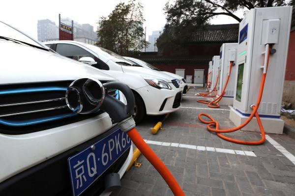 Πάνω από 90.000 σταθμούς φόρτισης για ηλεκτρικά αυτοκίνητα ετοιμάζει η Κίνα
