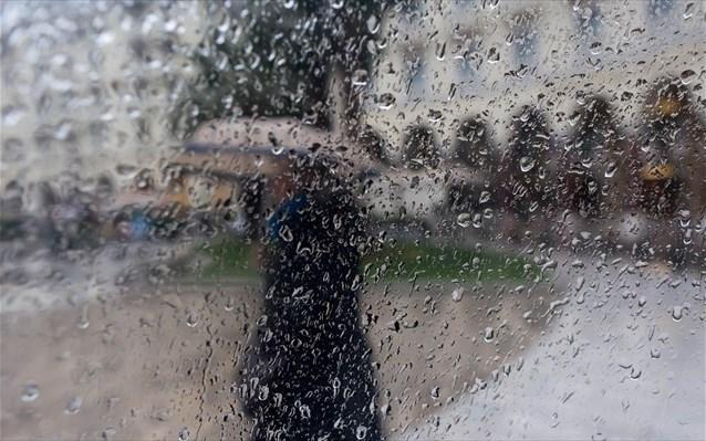 Επιδείνωση του καιρού με πτώση της θερμοκρασίας, βροχές και χιόνια