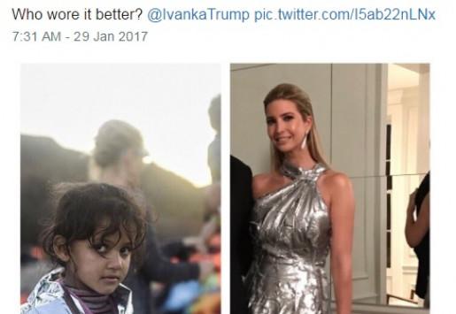 """Στο στόχαστρο και η Ιβάνκα Τραμπ – """"Ποια το φόρεσε καλύτερα;"""" (εικόνες)"""