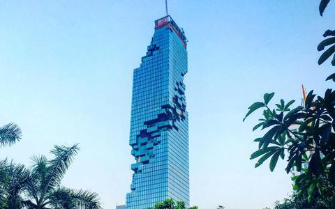Μπανγκόκ: Ο ουρανοξύστης που θυμίζει…παιχνίδι Jenga