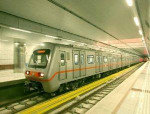 Χωρίς μετρό την Παρασκευή η Αθήνα: Ποιες ώρες δεν θα κινηθούν οι συρμοί