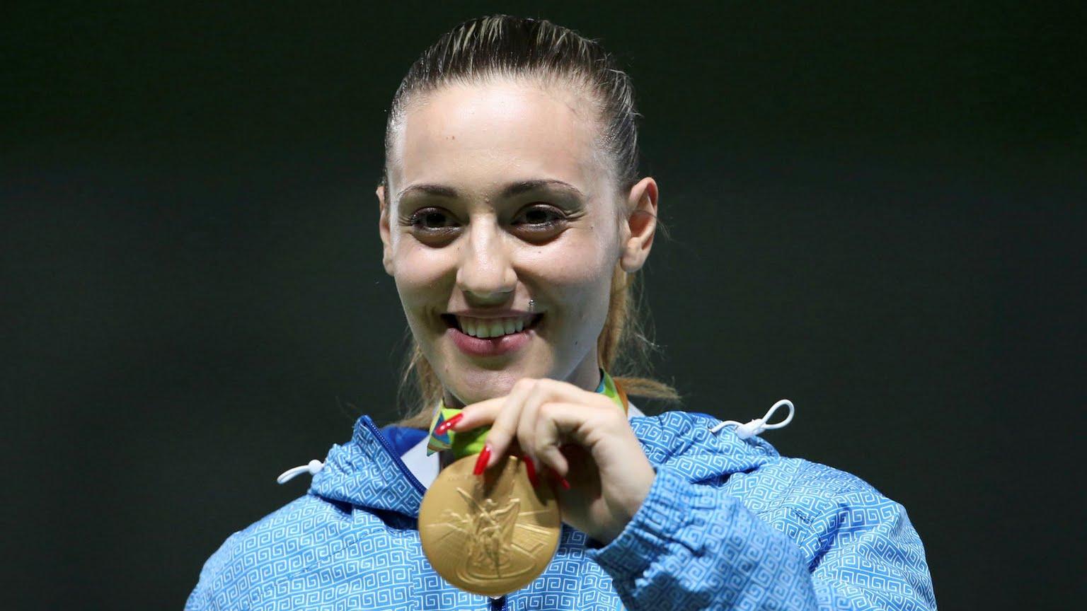 Νέο χρυσό μετάλλιο για την Άννα Κορακάκη στο Μόναχο (εικόνα)