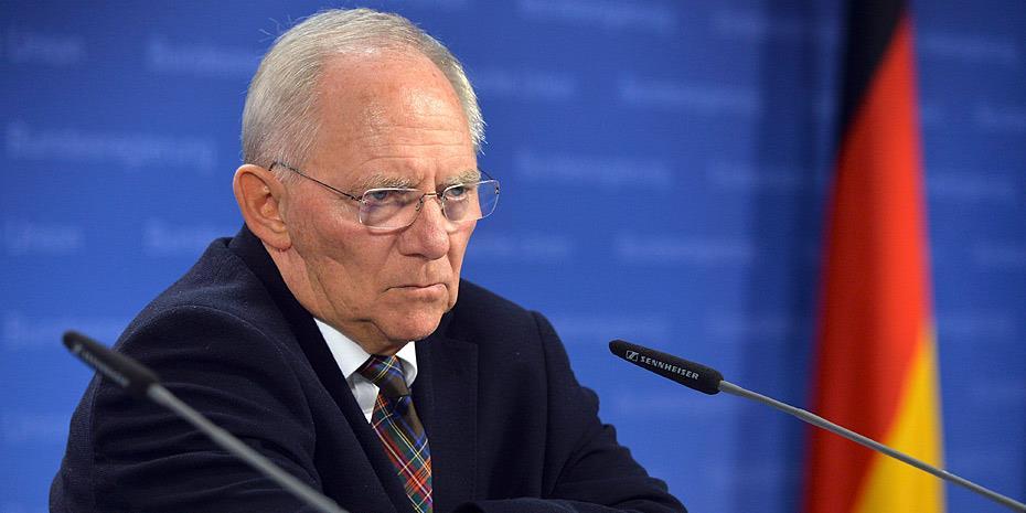 Σόιμπλε: Χωρίς το ΔΝΤ το πρόγραμμα τελειώνει – Το πρόβλημα είναι της Ελλάδας