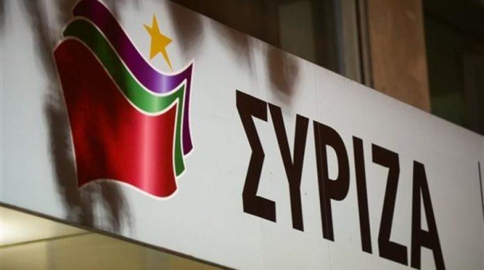 Επίθεση στα γραφεία του ΣΥΡΙΖΑ στην Καλαμαριά – Ξήλωσαν την πινακίδα