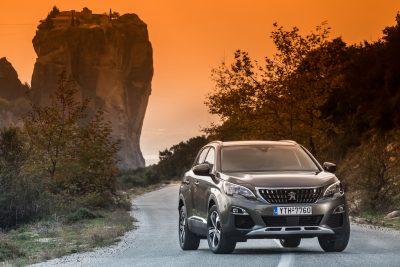 1.056.000 πωλήσεις έκανε η Peugeot το 2015