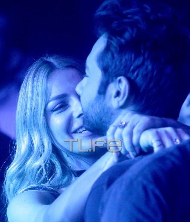 Γιος ελληνίδας ηθοποιού διασκέδασε αγκαλιά με την πρώην, λίγες μέρες μετά τις αγκαλιές με την …νυν (φωτό)