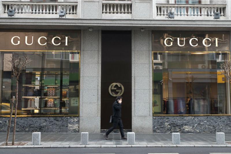 Η ανακοίνωση του οίκου Gucci για τον Παρθενώνα