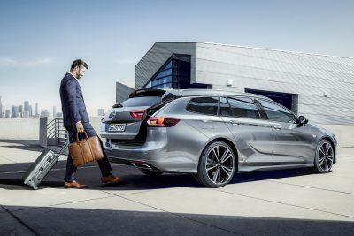 Παγκόσμια Πρεμιέρα για το νέο Opel Insignia στο Σαλόνι της Γενεύης