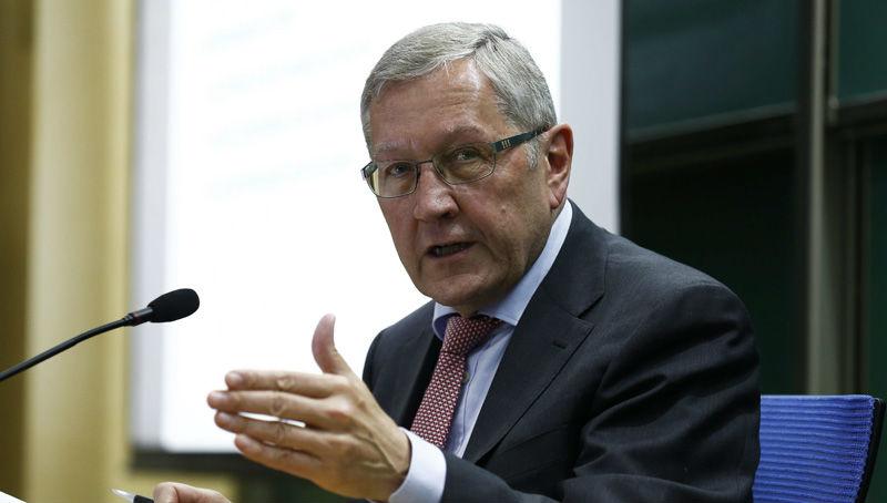 Ρέγκλινγκ: Το ελληνικό χρέος δεν αποτελεί πλέον λόγο για ανησυχία