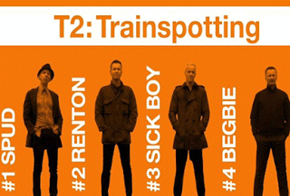 T2 Trainspotting, Πρεμιέρα: Μάρτιος 2017 (trailer)