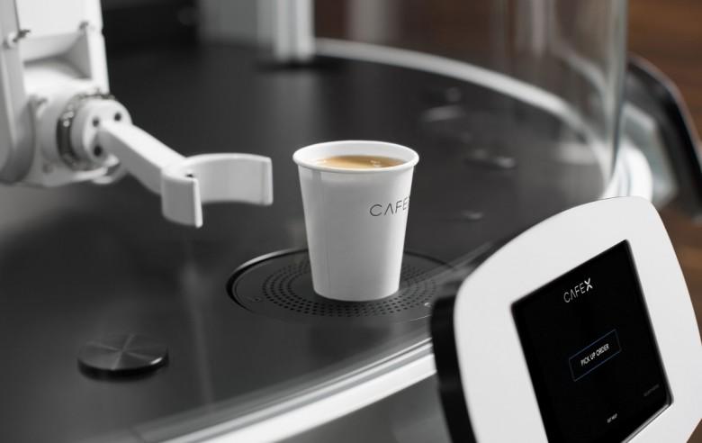 Σαν Φρανσίσκο: Ρομπότ – barista σου ετοιμάζει καφέ