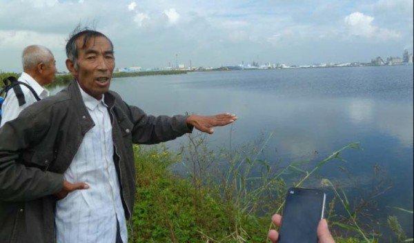 Γεωργός σπούδασε νομική για να μηνύσει εταιρεία που ρυπαίνει το χωριό του!