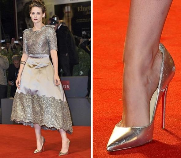 Το γνωρίζατε; Δείτε γιατί όλες οι σταρ του Hollywood φοράνε ένα νούμερο μεγαλύτερο στα παπούτσια τους