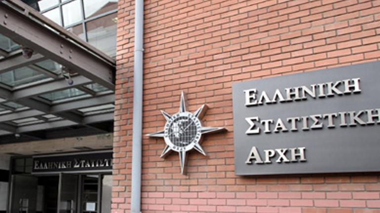 ΕΛΣΤΑΤ: Οριακή ενίσχυση του ελληνικού στόλου τον Δεκέμβριο
