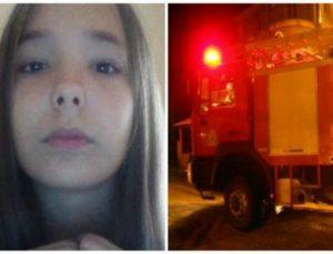 «Οι πυροσβέστες βρήκαν το κορμάκι της κόρης μου, ανάμεσα…» – Συγκλονίζει ο πατέρας της 12χρονης που κάηκε ζωντανή στην Κατερίνη!