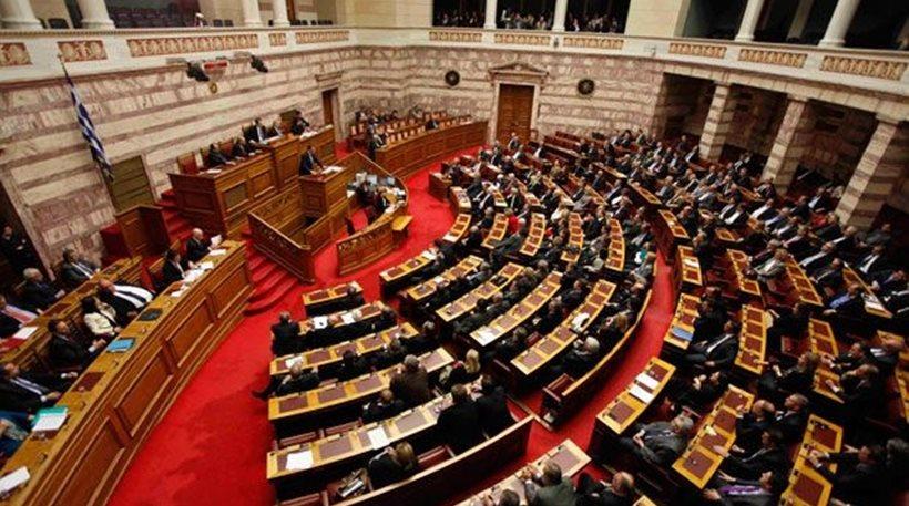 ΝΔ: Επίκαιρη ερώτηση 36 βουλευτών για τη «σφαγή» του νόμου Κατρούγκαλου