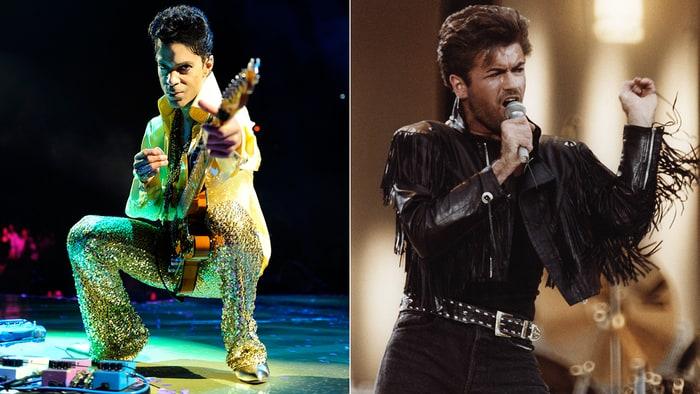 Ειδικά αφιερώματα σε Prince και George Michael στα Grammy