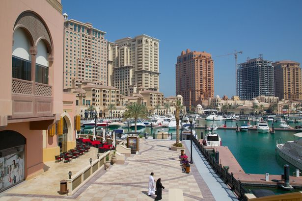 Το Κατάρ κατέγραψε τη χαμηλότερη θερμοκρασία στην ιστορία του