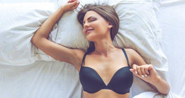 Γιατί είναι επικίνδυνο να κοιμάσαι με το σουτιέν -Χειρουργοί εξηγούν