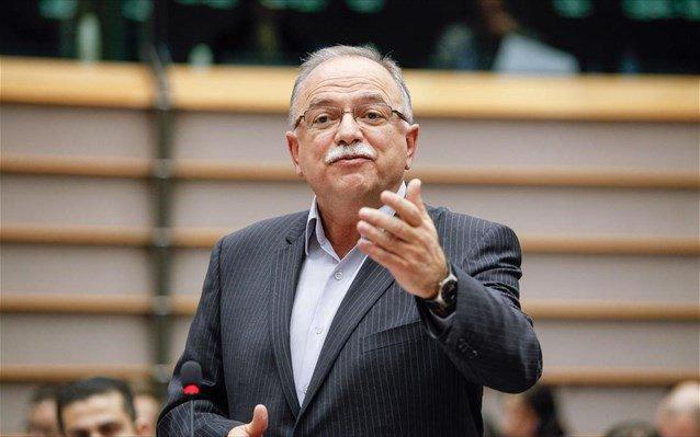Παπαδημούλης: Επιδιώκουμε λύση στο Eurogroup της 20ής Φεβρουαρίου