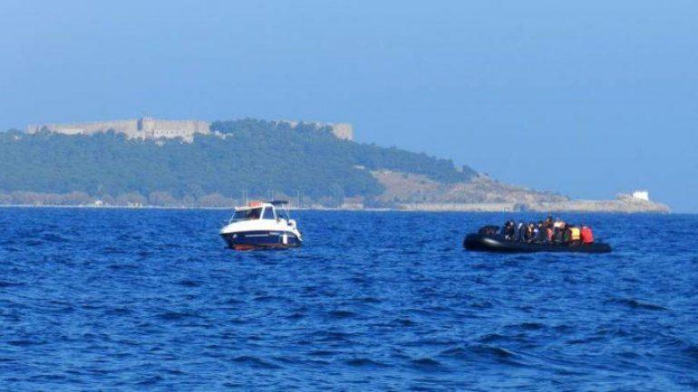 Μετανάστες εντοπίστηκαν σε παραλία των Χανίων