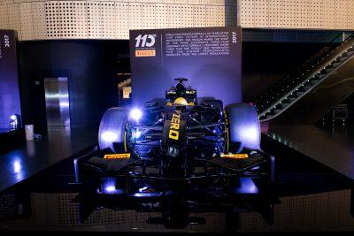 Η Pirelli γιορτάζει 110 χρόνια με  340 πρωταθλήματα και 2.200 αγώνες