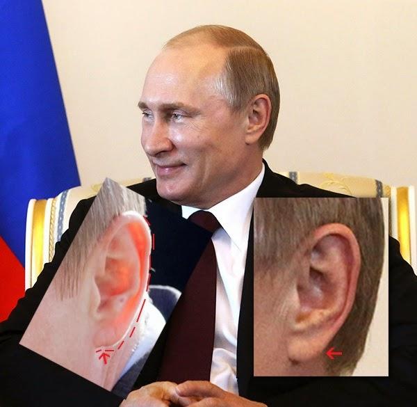 Μήπως ο Πούτιν δεν είναι ο Πούτιν; Μήπως είναι νεκρός και τον κάνει ότι θέλει ο Ερντογάν;