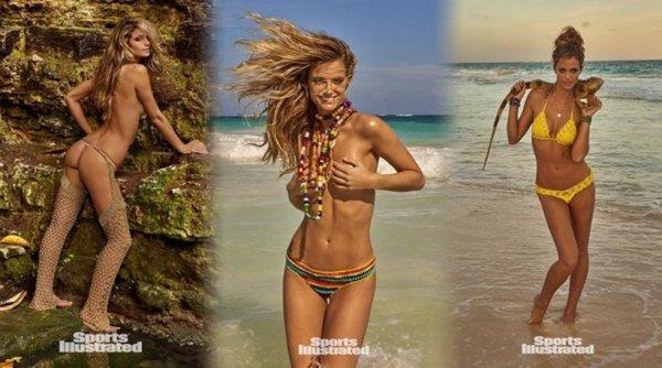 H Kate Bock είναι το αγαπημένο κορίτσι του Sports Illustrated