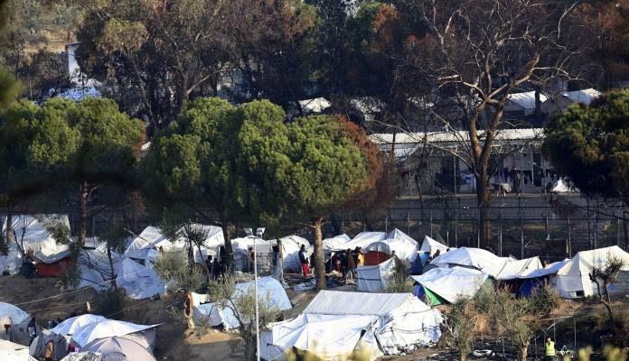 Τροπολογία προβλέπει αποζημιώσεις σε όσους υπέστησαν ζημιές από πρόσφυγες στη Μόρια