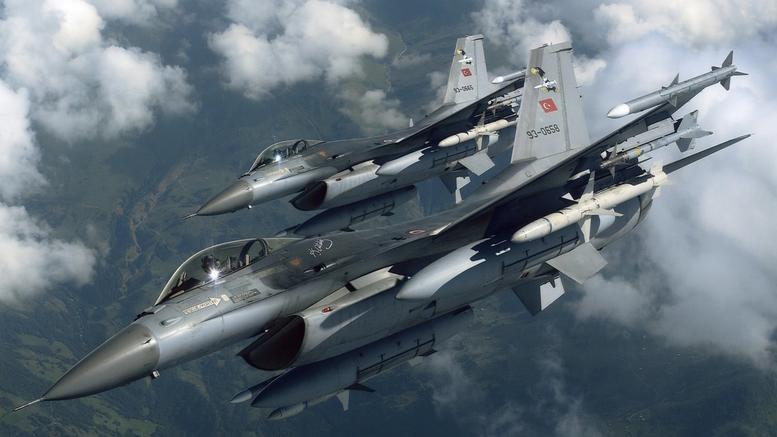 Τουρκικά μαχητικά παραβίασαν 140 φορές το FIR μέσα σε μιάμιση ώρα