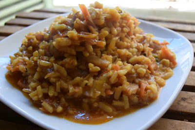 Λαχανικά με ρύζι !!!